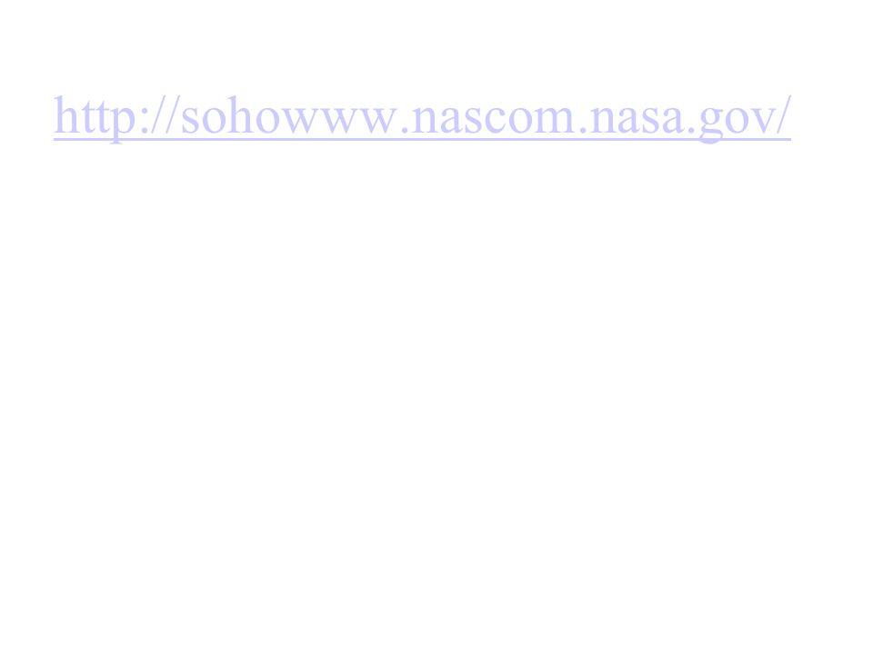http://sohowww.nascom.nasa.gov/