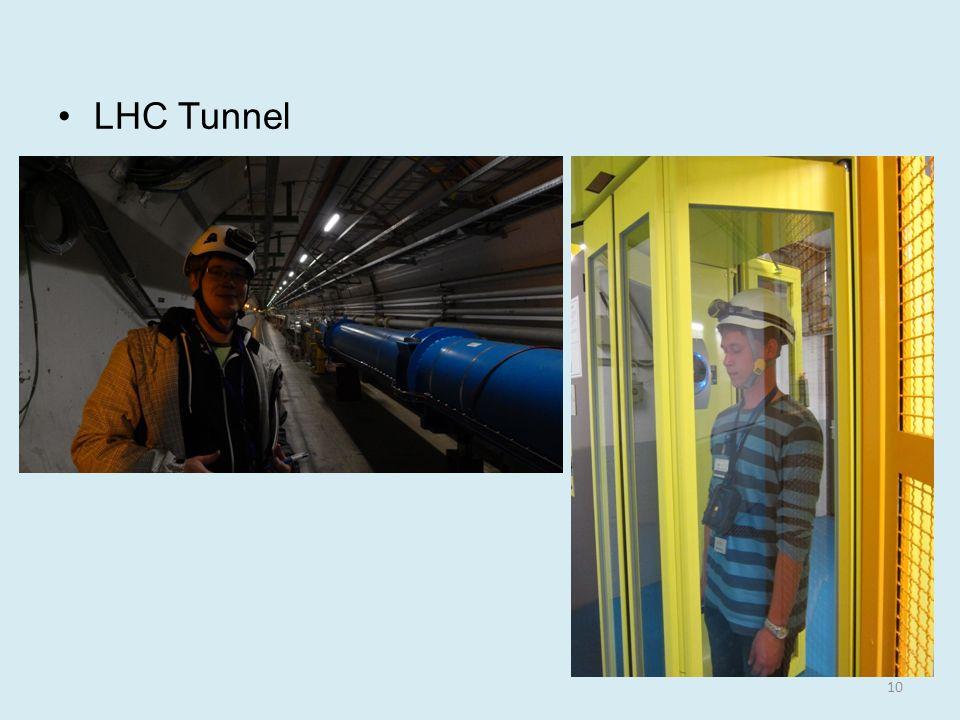 LHC Tunnel