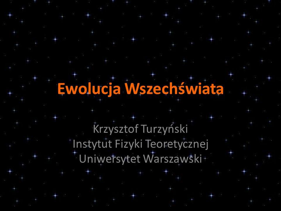 Ewolucja Wszechświata