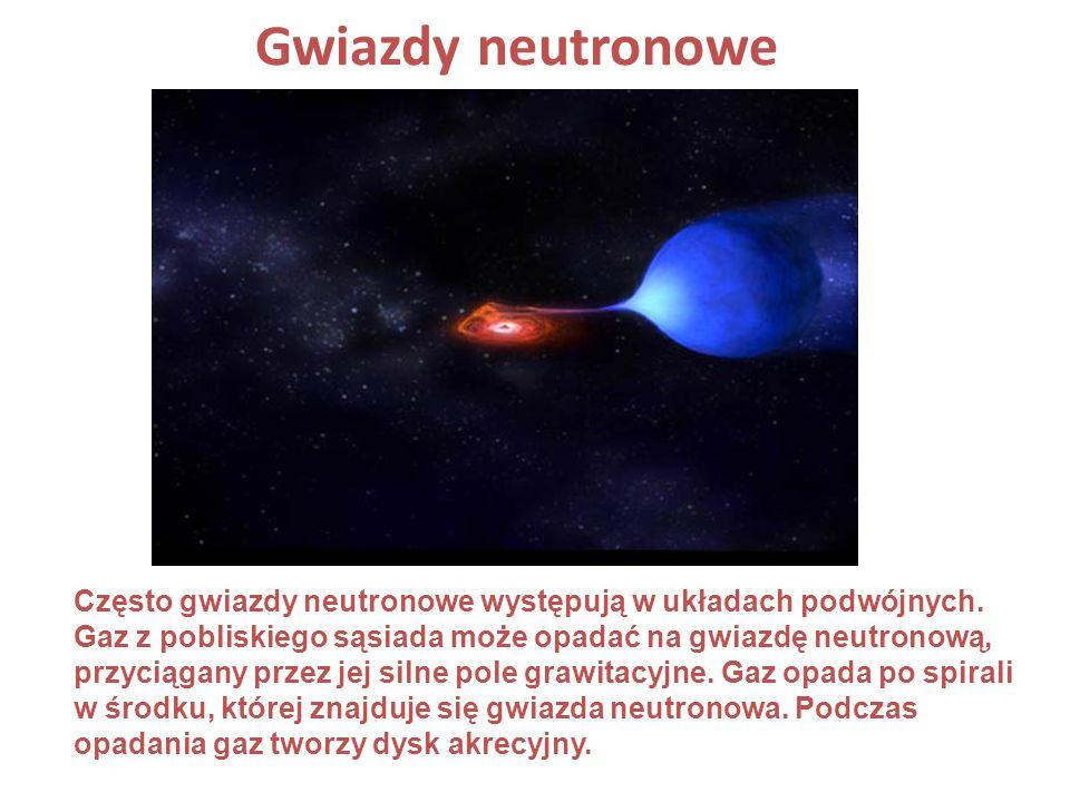 Gwiazdy neutronowe