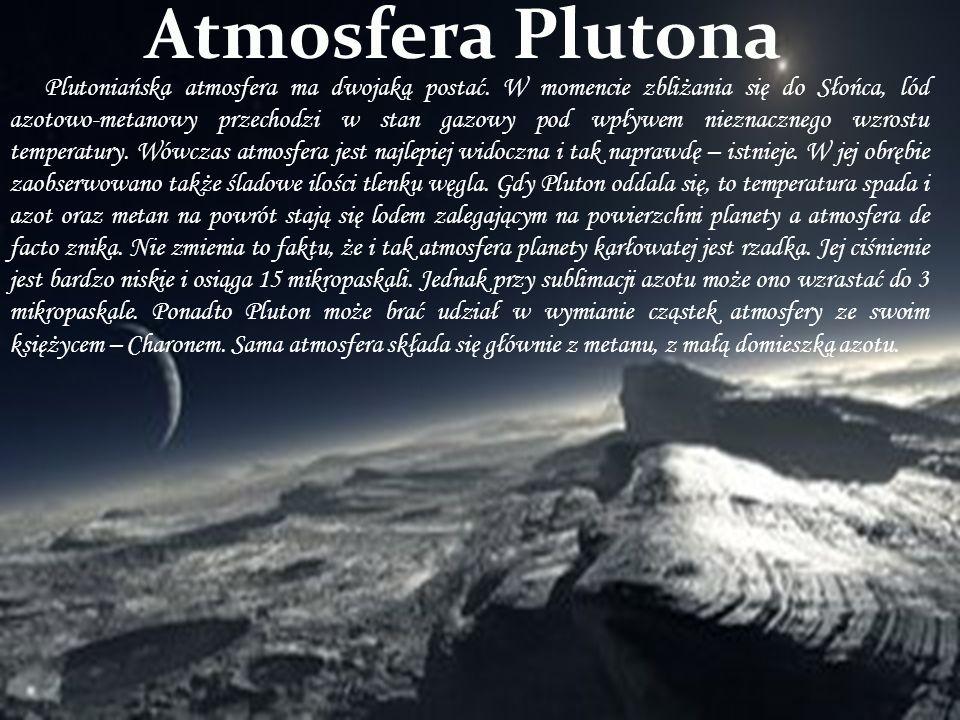 Atmosfera Plutona