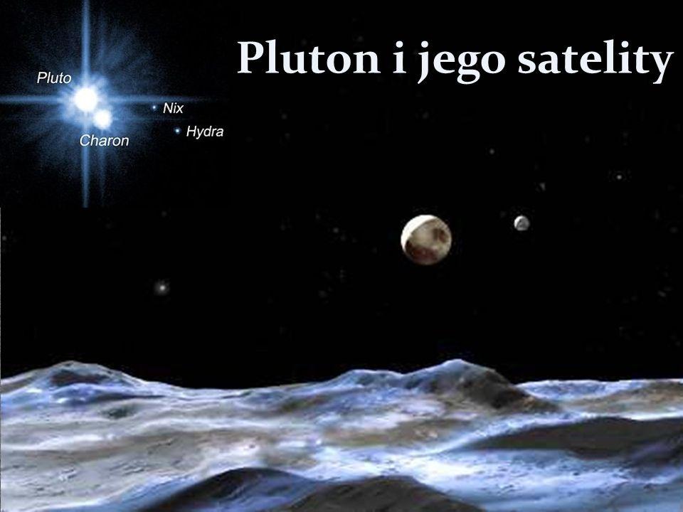 Pluton i jego satelity