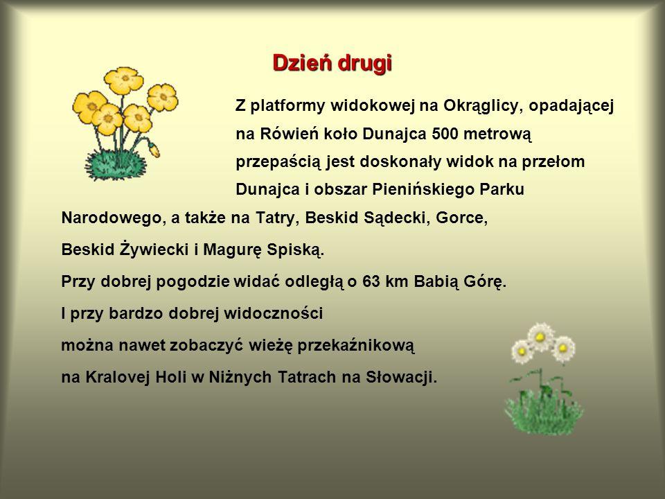 Dzień drugi Beskid Żywiecki i Magurę Spiską.