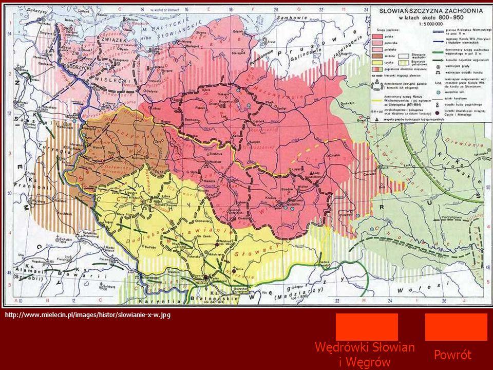 Wędrówki Słowian i Węgrów