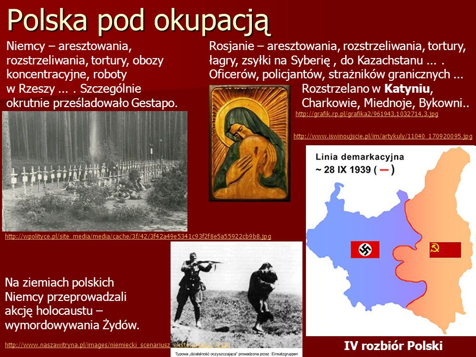 Polska pod okupacją