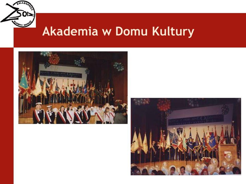 Akademia w Domu Kultury