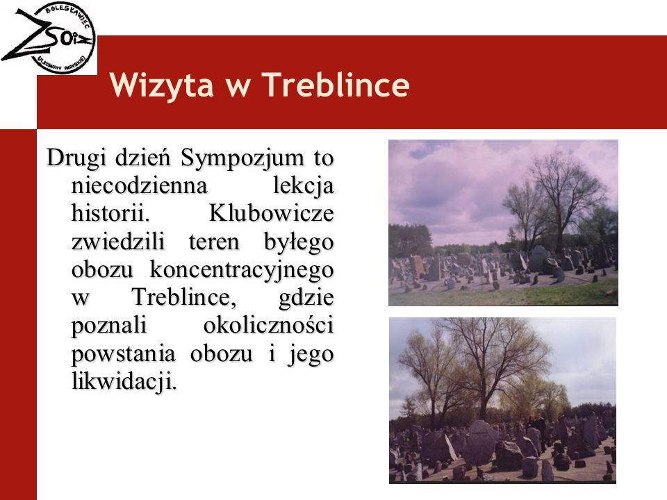 Wizyta w Treblince