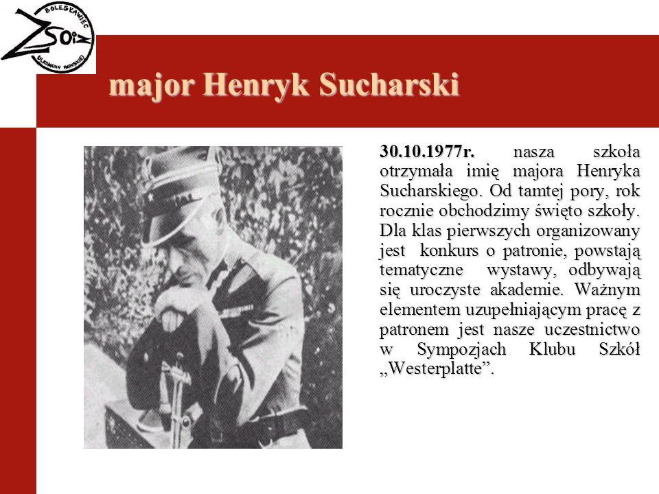 major Henryk Sucharski
