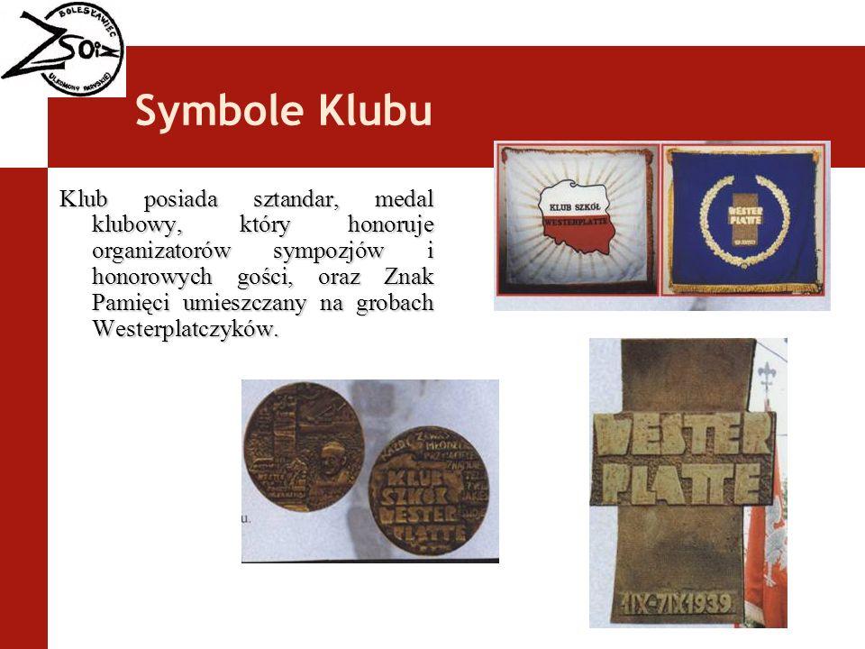 Symbole Klubu
