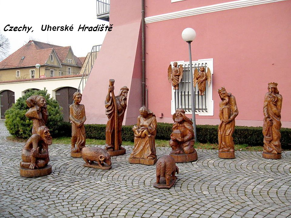 Czechy, Uherské Hradiště
