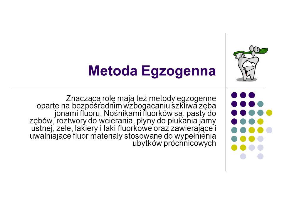 Metoda Egzogenna