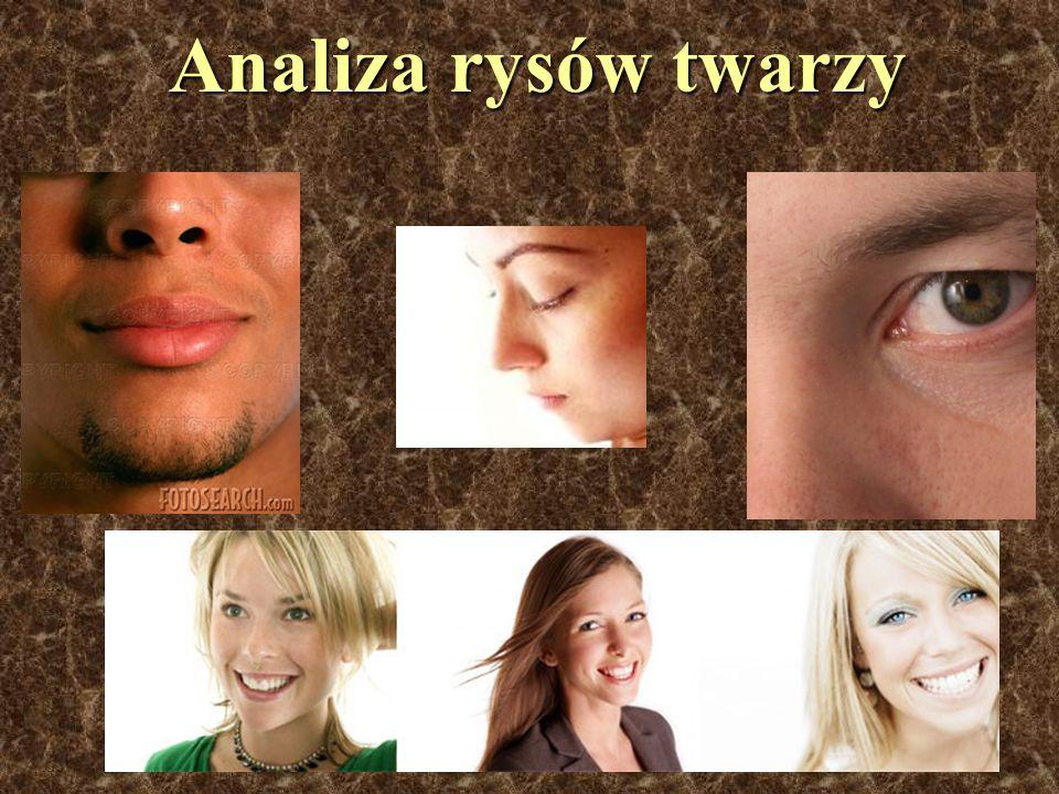 Analiza rysów twarzy