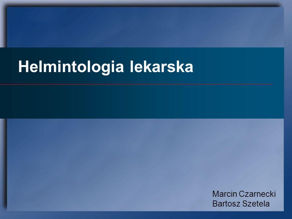 Helmintologia lekarska