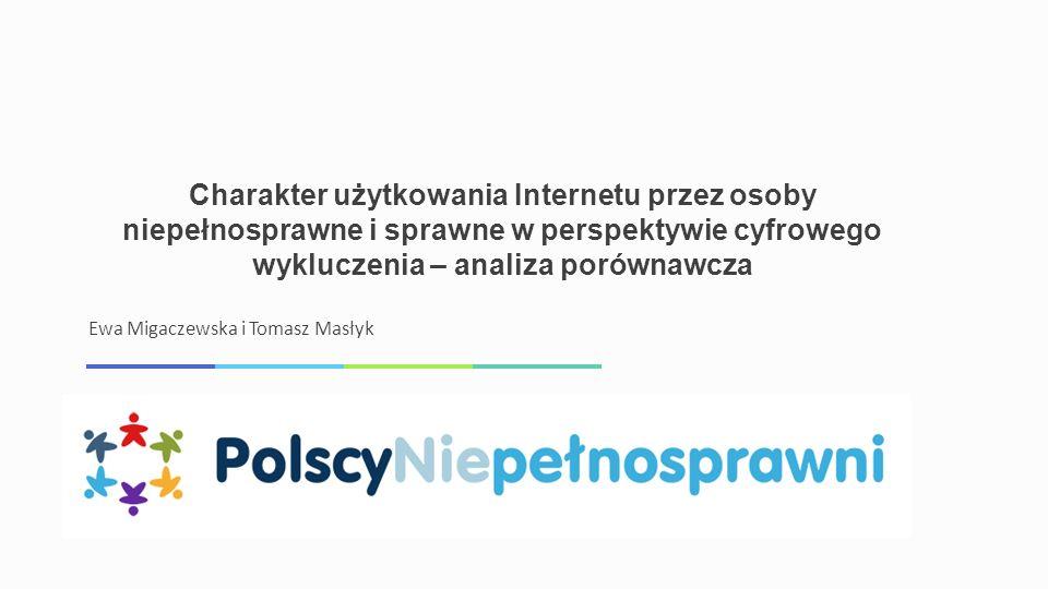Ewa Migaczewska i Tomasz Masłyk