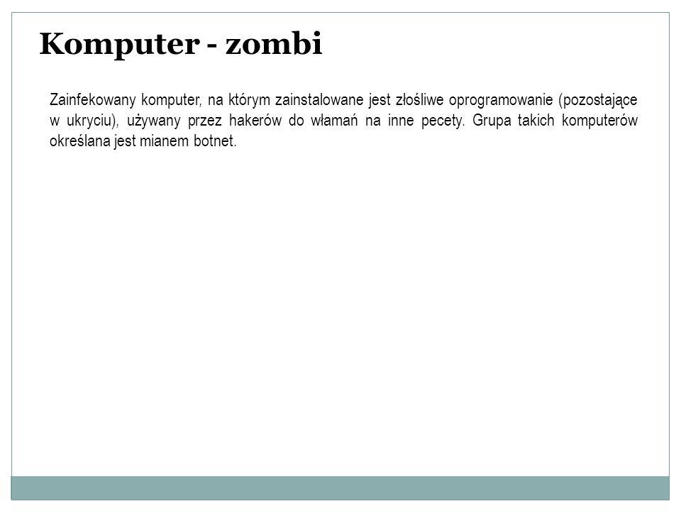Komputer - zombi