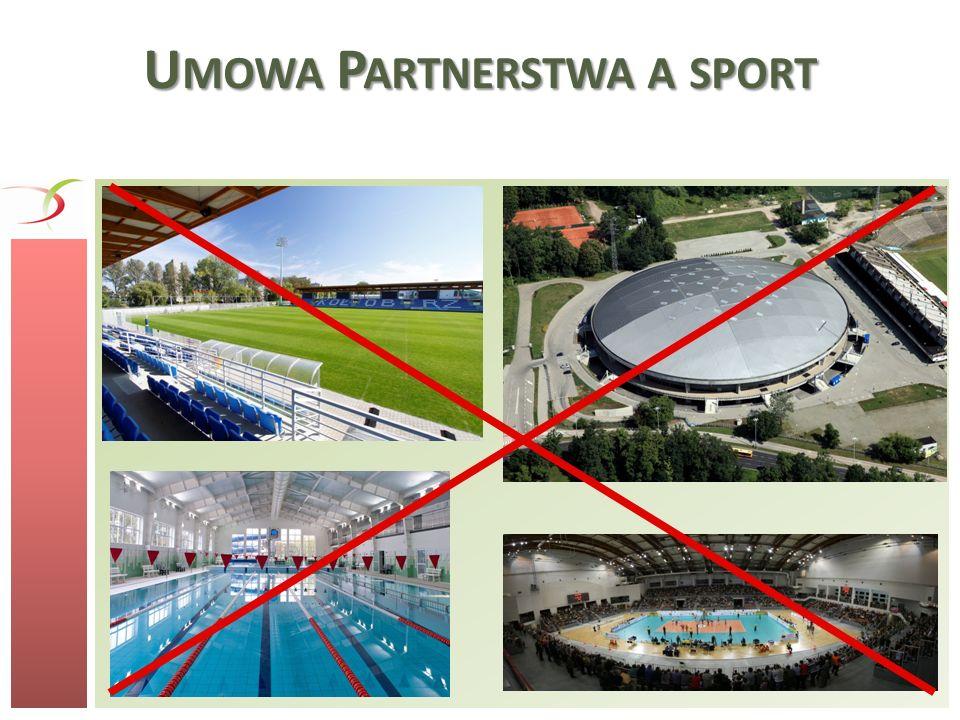 Umowa Partnerstwa a sport