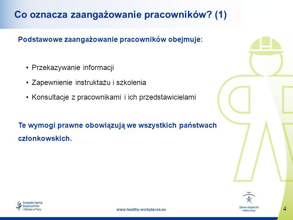 Co oznacza zaangażowanie pracowników (1)