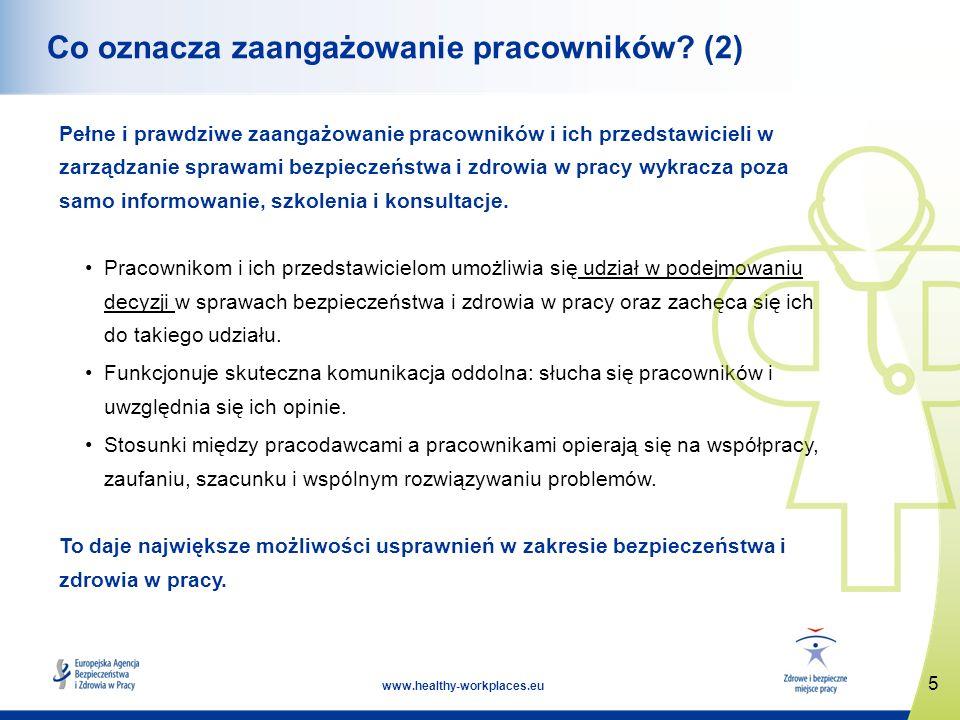 Co oznacza zaangażowanie pracowników (2)