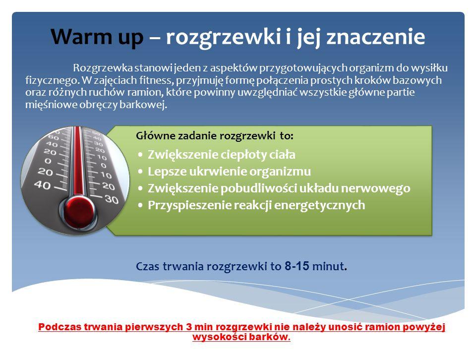 Warm up – rozgrzewki i jej znaczenie