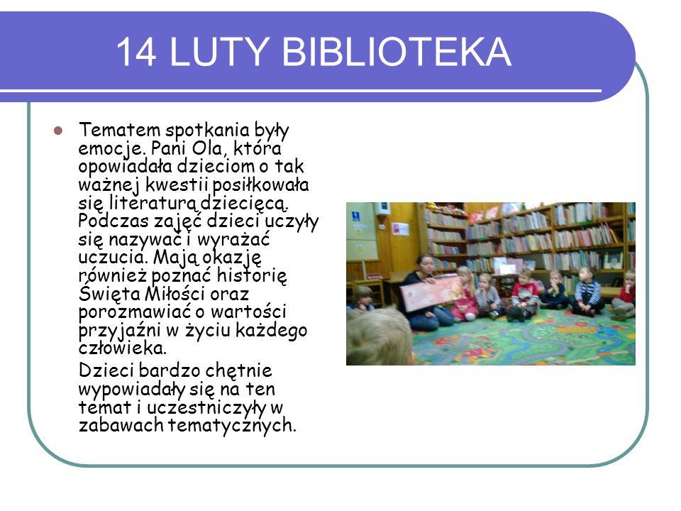 14 LUTY BIBLIOTEKA