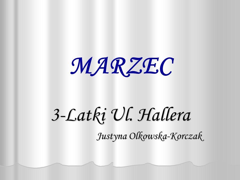 3-Latki Ul. Hallera Justyna Olkowska-Korczak