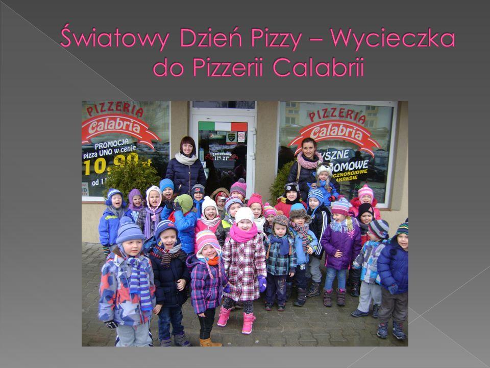 Światowy Dzień Pizzy – Wycieczka do Pizzerii Calabrii