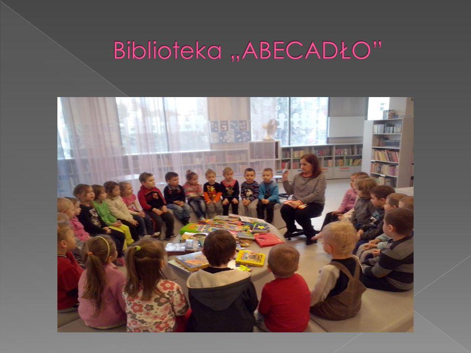 """Biblioteka """"ABECADŁO"""