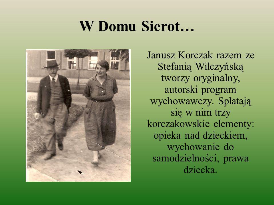 W Domu Sierot…