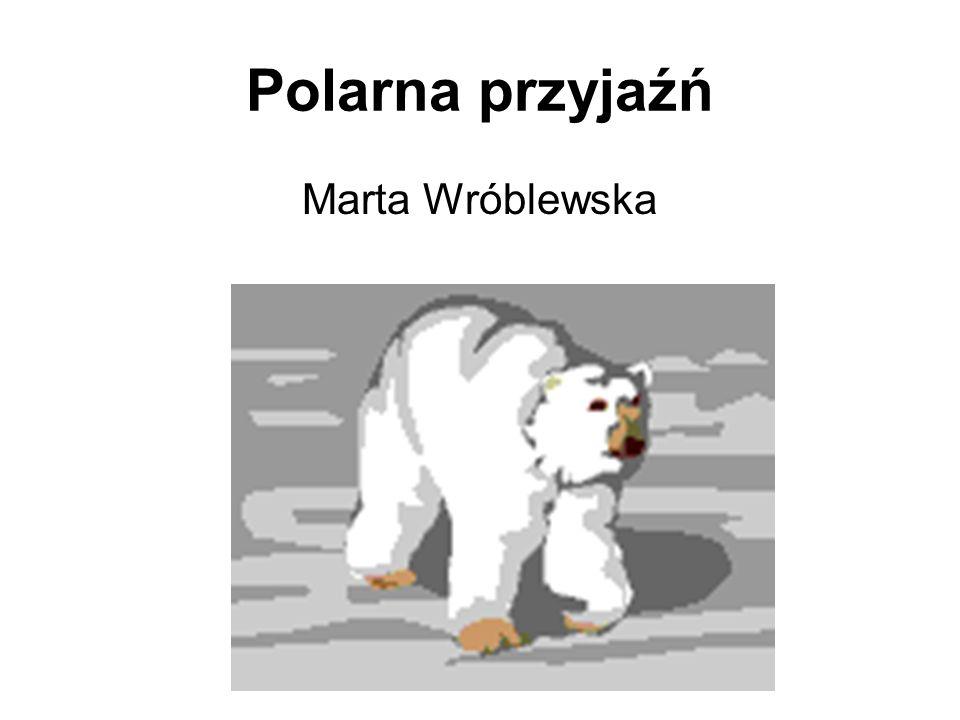 Polarna przyjaźń Marta Wróblewska