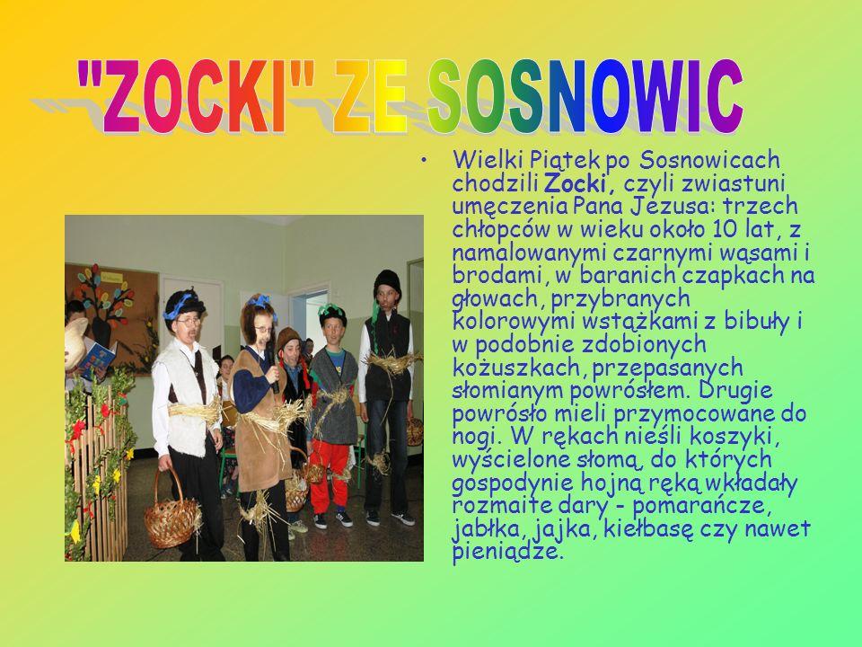ZOCKI ZE SOSNOWIC