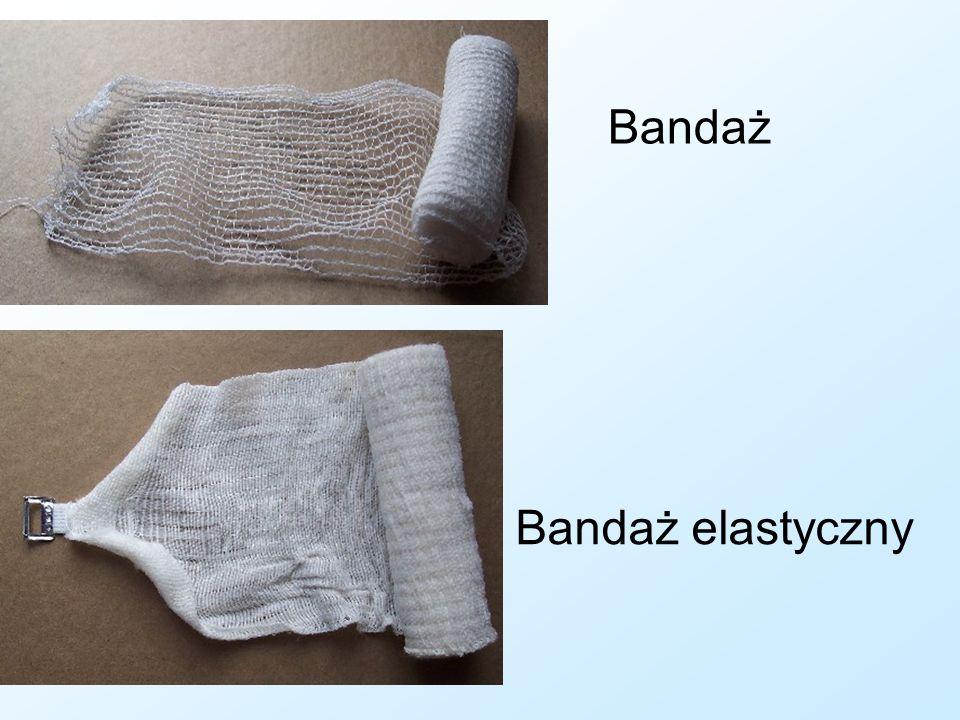 Bandaż Bandaż elastyczny