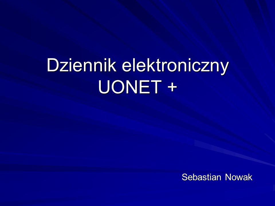 Dziennik elektroniczny UONET +