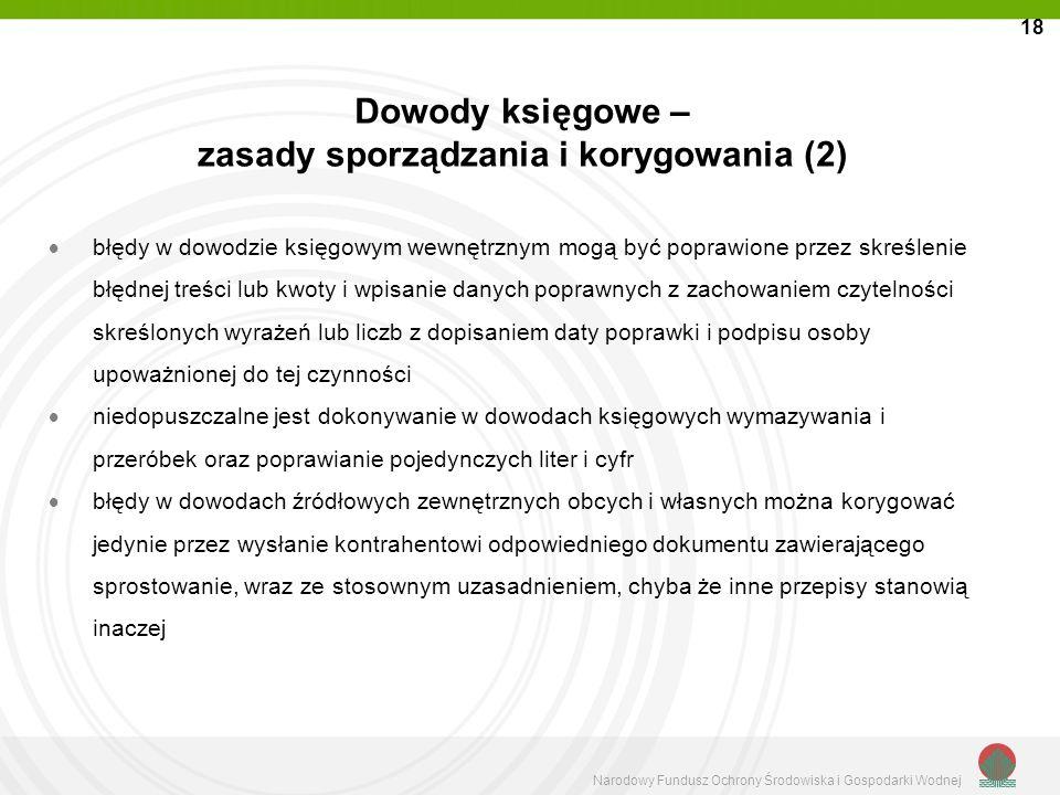zasady sporządzania i korygowania (2)