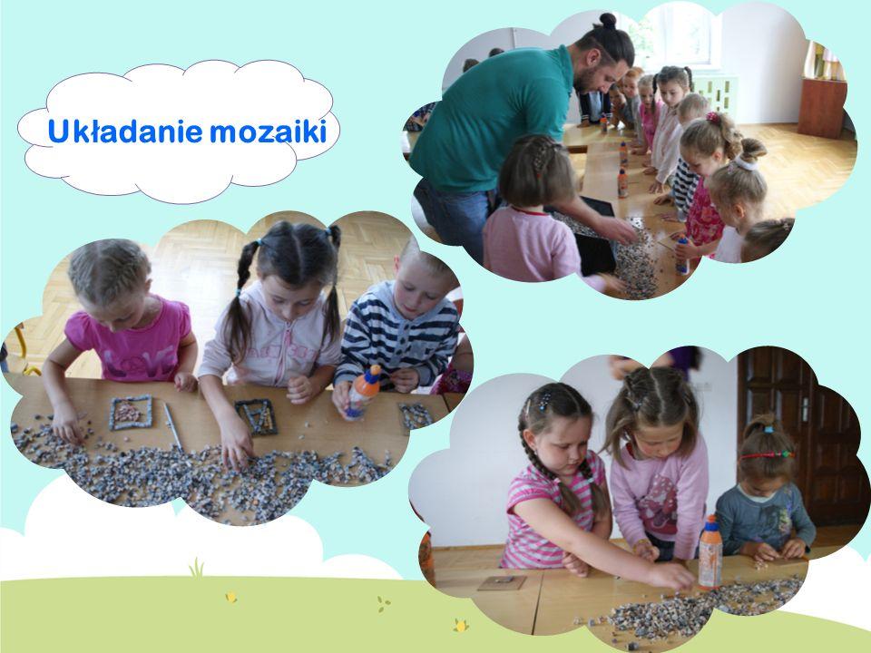 Układanie mozaiki