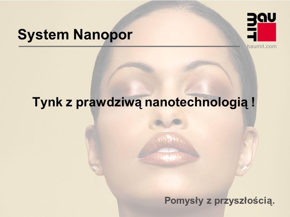 Tynk z prawdziwą nanotechnologią !