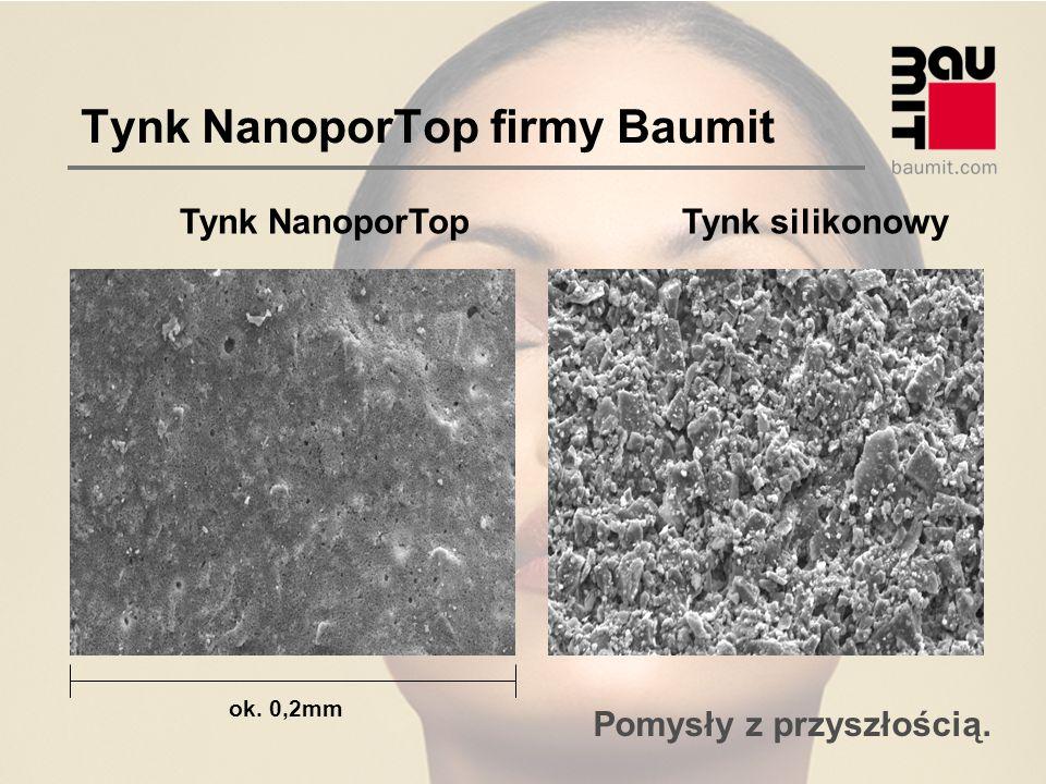 Tynk NanoporTop firmy Baumit