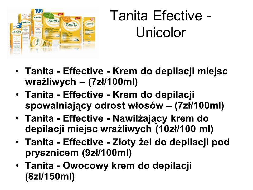 Tanita Efective - Unicolor