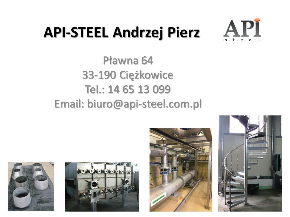 API-STEEL Andrzej Pierz