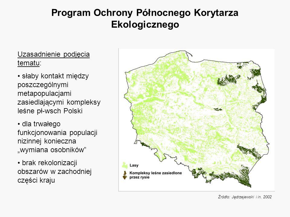 Program Ochrony Północnego Korytarza Ekologicznego