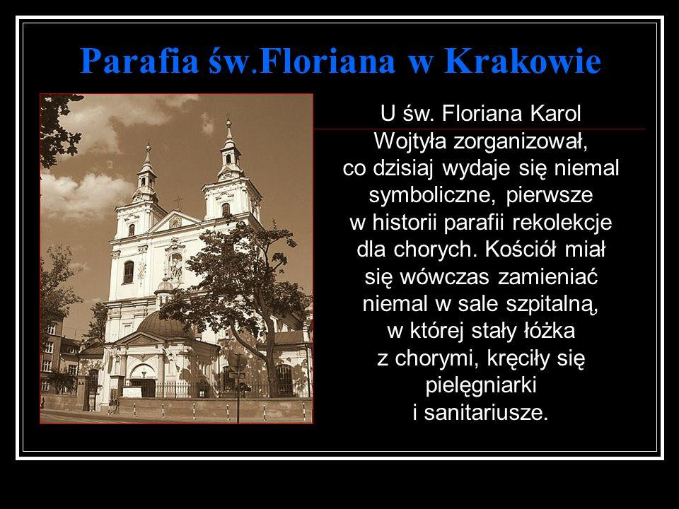 Parafia św.Floriana w Krakowie