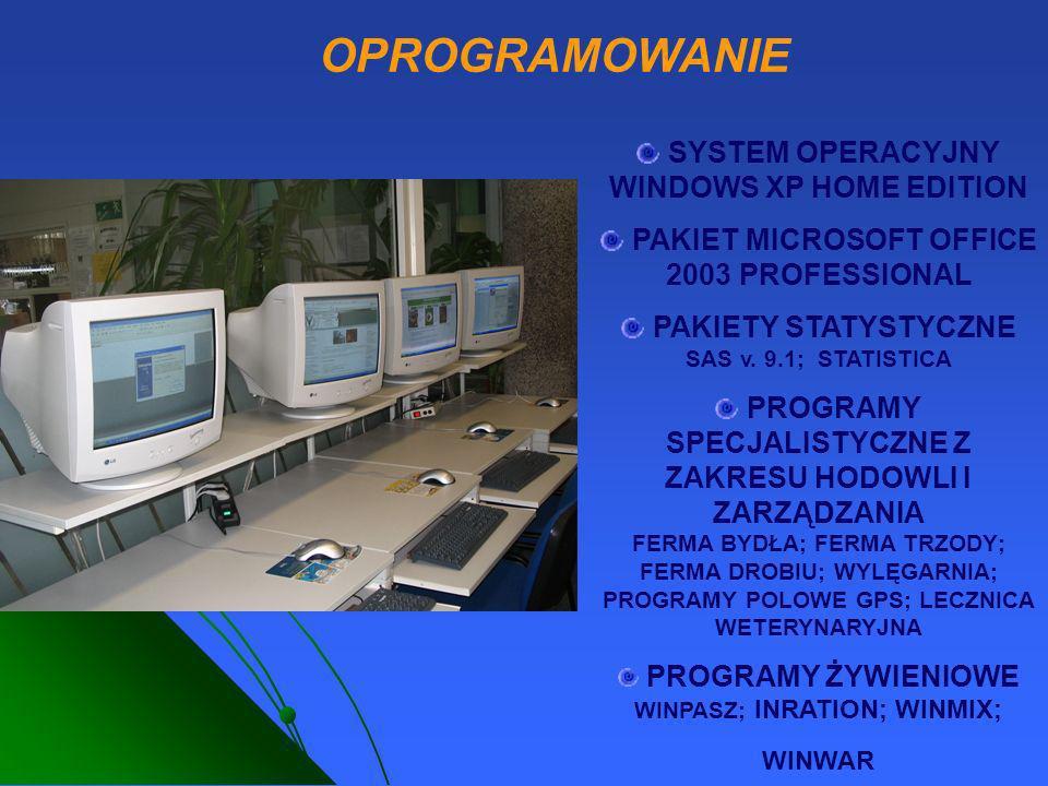 OPROGRAMOWANIE SYSTEM OPERACYJNY WINDOWS XP HOME EDITION