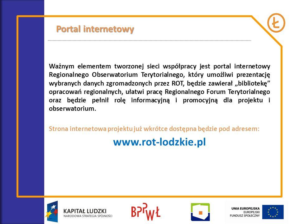 www.rot-lodzkie.pl Portal internetowy
