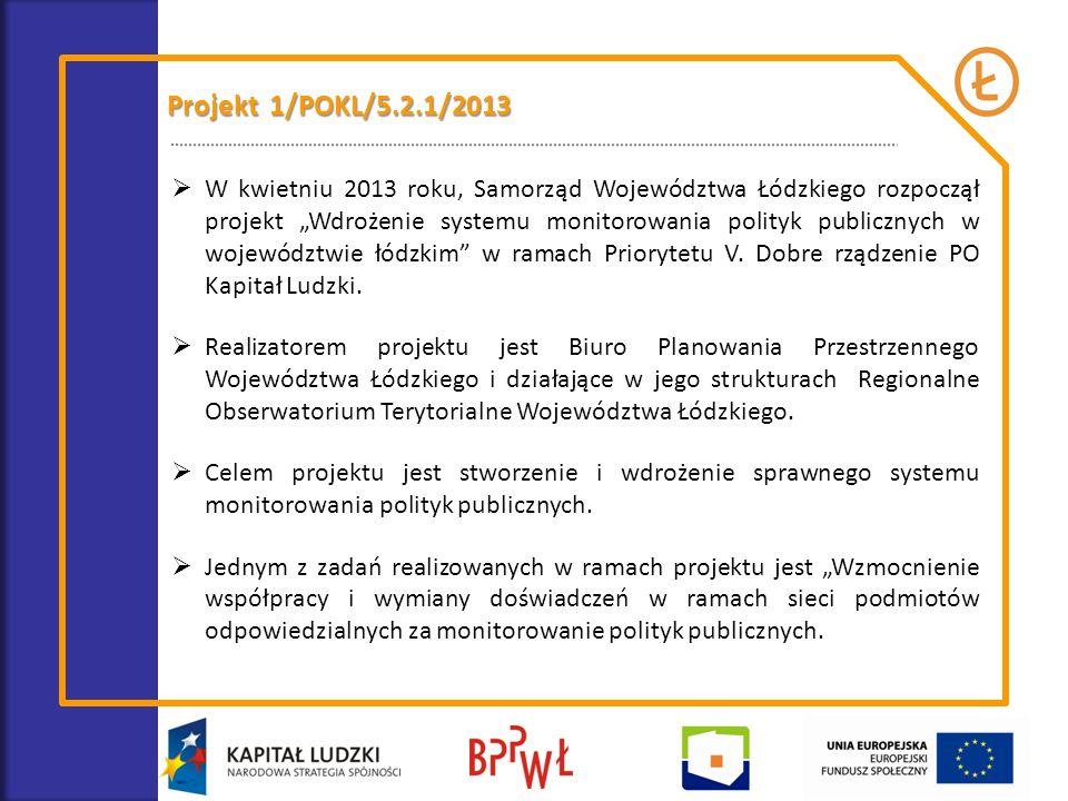 Projekt 1/POKL/5.2.1/2013