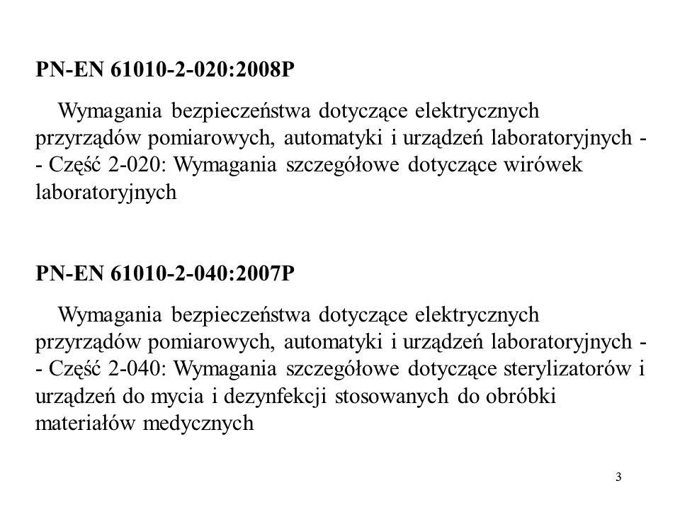PN-EN 61010-2-020:2008P