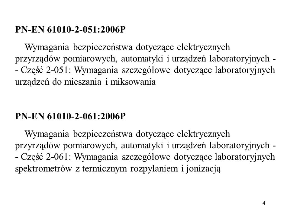 PN-EN 61010-2-051:2006P