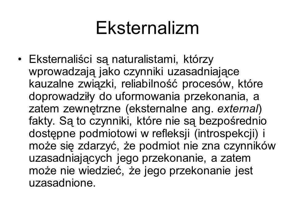 Eksternalizm