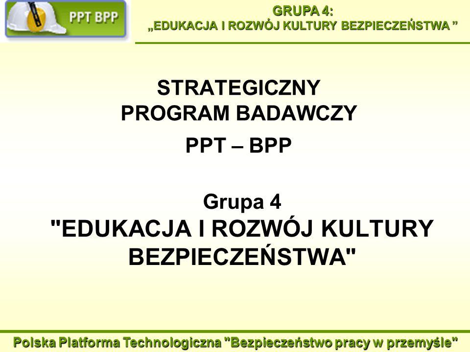 STRATEGICZNY PROGRAM BADAWCZY PPT – BPP