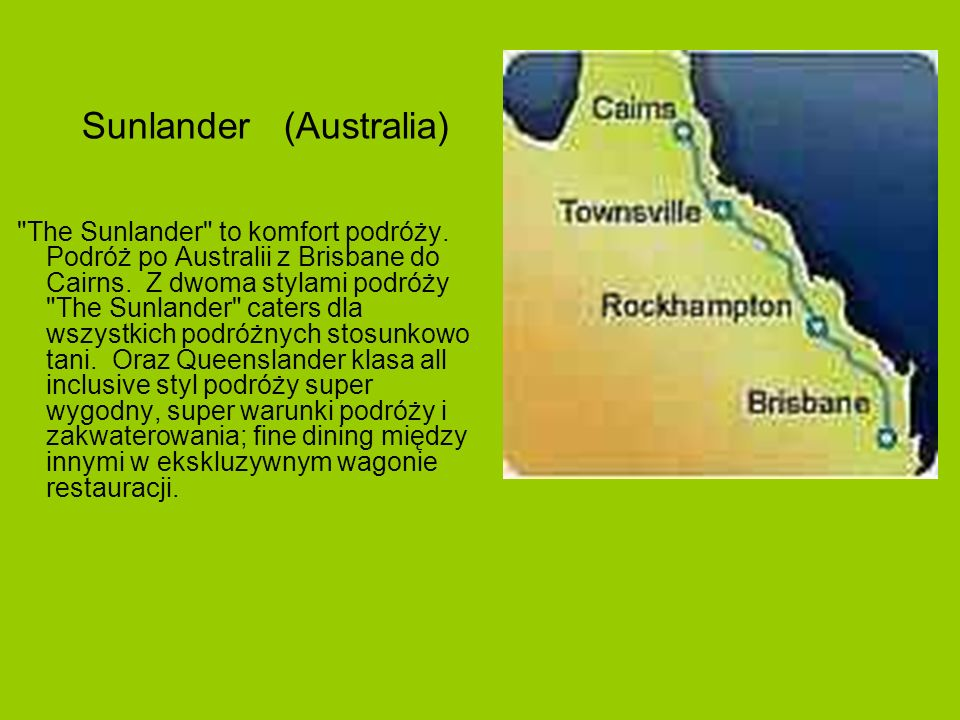 Sunlander (Australia)