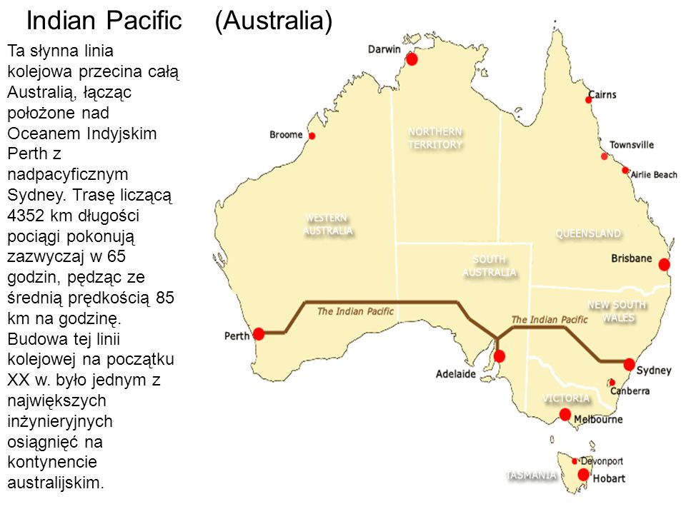 Indian Pacific (Australia)