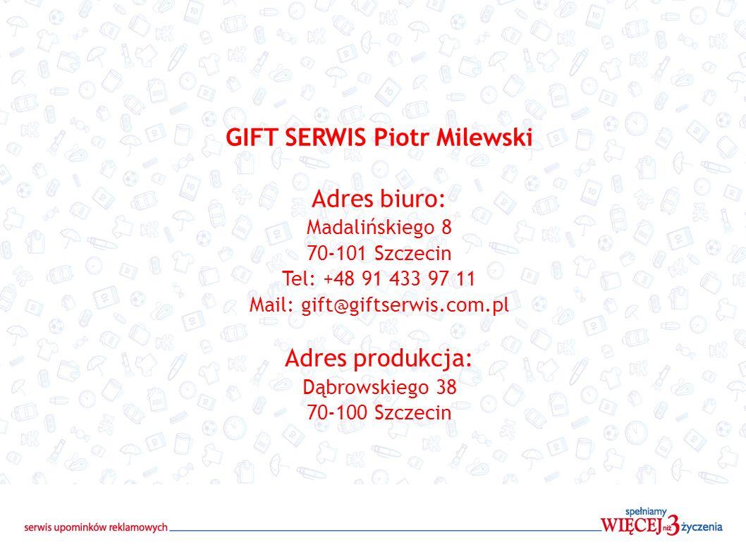 GIFT SERWIS Piotr Milewski